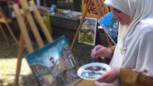Građani Tuzle uživali u radovima likovnih umjetnika
