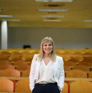 "Najava predavanja dr.sc.Dženete Omerdić na temu: ""Kultura čitanja osnov razvoja društva"""