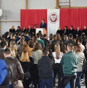 Univerzitet u Tuzli otvorio vrata za više od 1400 brucoša