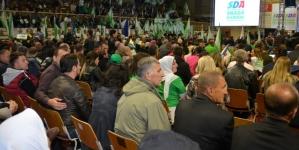 Snažna podrška Stranci demokratske akcije je podrška snažnoj Bosni i Hercegovini