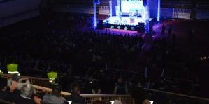 """Pod sloganom """"Biraj moćnu Bosnu i Hercegovinu"""", u Tuzli je sinoć održan predizborni skup Saveza za bolju budućnost Bosne i Hercegovine (SBB BiH)"""