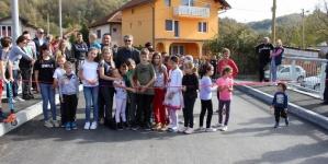 Okončana izgradnja mosta preko rijeke Soline u naselju Brđani