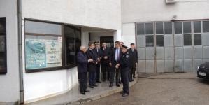 Delegacija Vlade posjetila novootvorenu PU Srebrenik