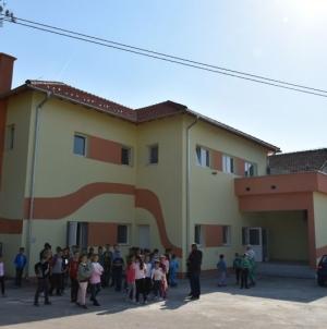 Aktivnosti TIKA-e i Vlade TK u školskom objektu u Maloj Brijesnici