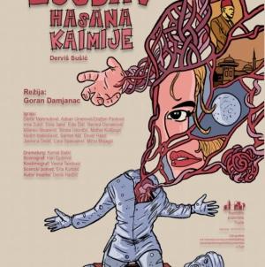 """NP Tuzla: Večeras predstava """"Posljednja ljubav Hasana Kaimije?"""""""