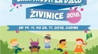 Najava: Prvi festival umjetnosti za djecu Živinice 2018.