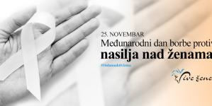Šetnja za podršku ženama i djevojčicama, žrtvama nasilja