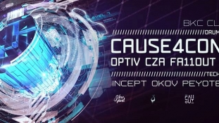 Fa11out presents Cause4Concern Night u Tuzli