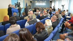 Konstituisana Skupština Tuzlanskog kantona: Nova većina bez SDA