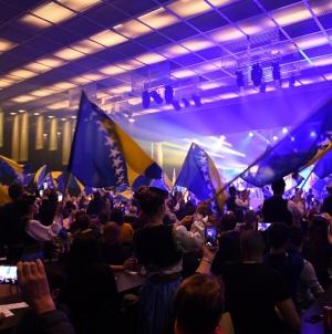 Švicarska: Veličanstvena manifestacija povodom Dana državnosti BiH