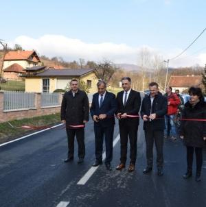 Obnovljen dio puta Dokanj-Jarići
