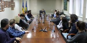 Gradonačelnik upriličio prijem za predstavnike Narodnog pozorišta Tuzla