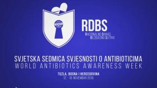 Svjetska sedmica svjesnosti o antibioticima