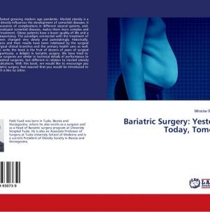 Objavljena knjiga Bariatric Surgery Yesterday, Today, Tomorrow