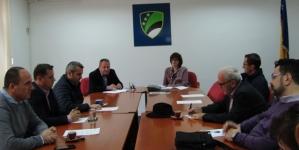 Održana prva sjednica Kolegija Skupštine Tuzlanskog kantona