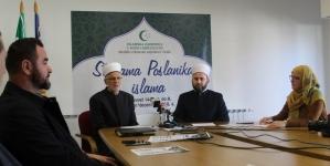 """Najava manifestacije""""Stazama Poslanika islama"""""""