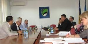 Sastanak predstavnika političkih stranaka koje će participirati u sazivu Skupštine TK