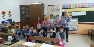 Novogodišnji paketići za najmlađe učenike OŠ ,,Lipnica ,,