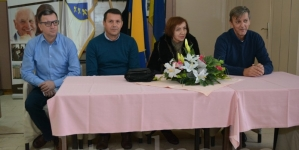 Prijem za predstavnike medijskih kuća u organizaciji RVI Grada Tuzla FOTO