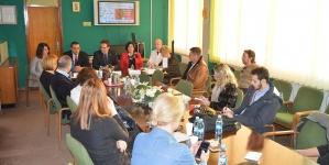 Prezentovani rezultati rada na projektu rekonstrukcije i adaptacije Klinike za dječije bolesti