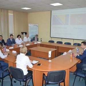 UKC Tuzla i Klinički centar Crne Gore intenzivirat će saradnju