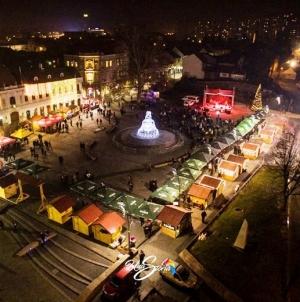 Bogata gastro ponuda u Zimskom gradu Tuzla