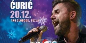 Amel Ćurić najavljuje super žurku u Zimskom gradu Tuzla