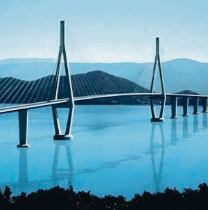 Počela gradnja Pelješkog mosta