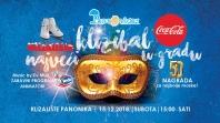 Klizibal 2018: Najveći maskenbal u gradu