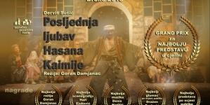 """NP Tuzla: Na repertoaru predstava """"Posljednja ljubav Hasana Kaimije"""""""