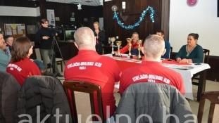 Organizacija ratnih vojnih invalida Grada Tuzla upriličila prijem za predstavnike Streljačko-invalidskog kluba Tuzla