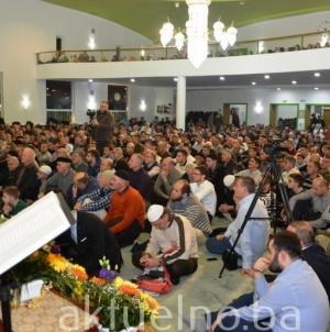 MIZ Tuzla: Održana 13. tradicionalna Večer Kur'ana