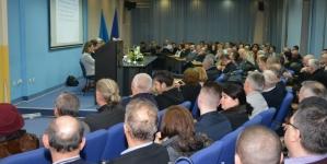 """Javna tribina GO SDA """"Aerozagađenje u Tuzli"""" izazvala veliku pažnju građana"""