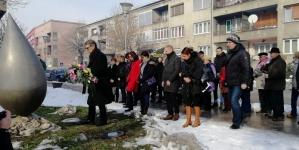 Obilježen Međunarodni dan sjećanja na žrtve Holokausta tokom Drugog svjetskog rata VIDEO