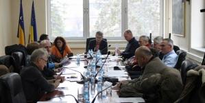 """Održana sjednica Organizacionog odbora manifestacije """"Izbor sportiste godine grada Tuzle 2018"""""""