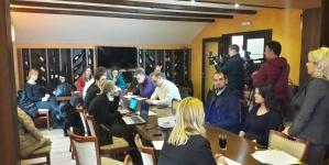 Održan drugi sastanak Mreže podrške mladima u sukobu sa zakonom