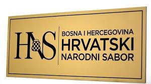 Zasjedanje Hrvatskog narodnog sabora (HNS) u Mostaru: HNS mora pronaći partnere, pa i one iz inozemstva, koji razumiju kako funkcionira BiH