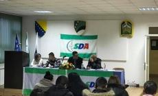 Održana prva sjednica Povjereništva OO SDA Banovići u 2019. godini