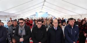 """Ramiz Salkić u Kotor Varošu prisustvovao obilježavanju Dana nezavisnosti BiH i Dana OŠ """"1. mart"""""""