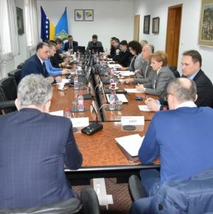 Vlada TK: Usvojen Izvještaj o radu Ministarstva kulture, sporta i mladih