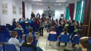 Susret učenika OŠ ,, Lipnica,, i bivših boraca Treće tuzlanske brigade Armije BiH