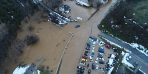 Obustavljen  saobraćaj: Izlile se Vrbas i Pliva