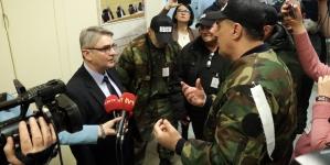 Ministar Bukvarević: Donijeti provodiv zakon o pravima demobilisanih boraca