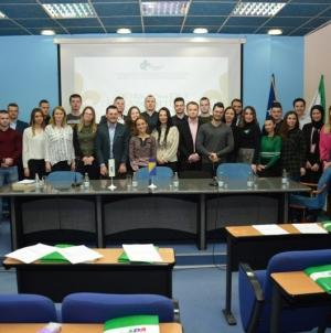 Svečano obilježena 28. godišnjica od osnivanja AM SDA u Tuzli: Od ukupnog broja članova GO SDA Tuzla, 30 % je mladih