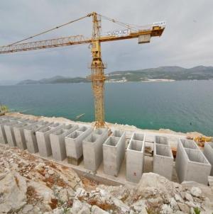 Pelješki most: Radovi se odvijaju brže nego je predviđeno