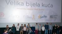 """Održana premijera filma """"Velika bijela kuća"""" u Tuzli"""