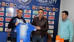 Mirza Varešanović zvanično  novi trener FK.Tuzla City!