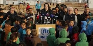 Angelina Jolie pozvala je Mjanmar da pokaže istinsku posvećenost okončanju nasilja nad muslimanskom manjinom Rohingya