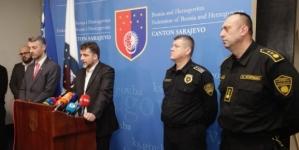 Press Vlade Kantona Sarajevo: Otkriveni detalji potrage za Gačićem