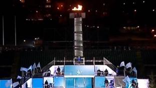 Larisa Cerić zapalila olimpijski plamen u Sarajevu